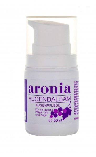 Aronia Augenpflege 50 ml