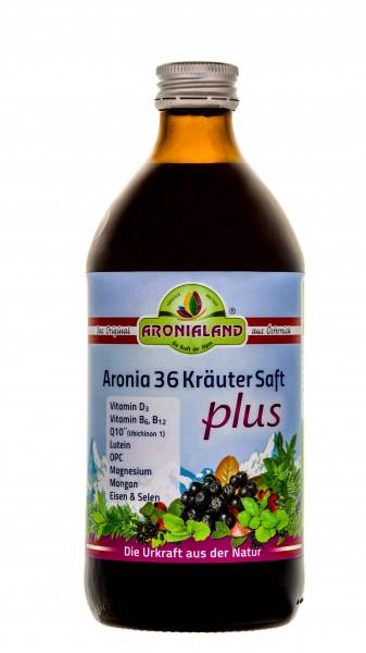 Aronia Kräuter Plus