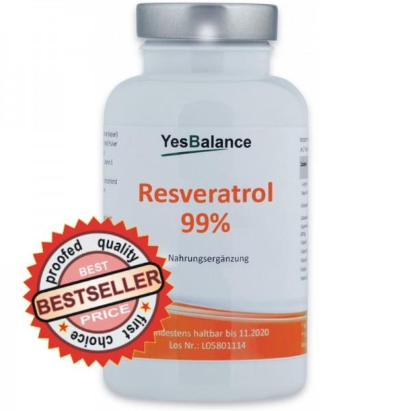 Resveratrol 99%-90