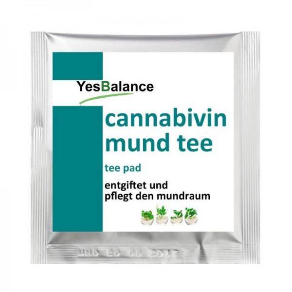 Canna-bi-vin Mund Tee