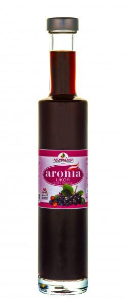"Aronia Likör ""Mystic Elegance"" 0,2l"
